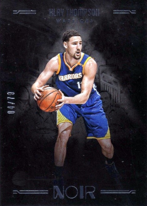 2016-17 Panini Noir Basketball Cards 3
