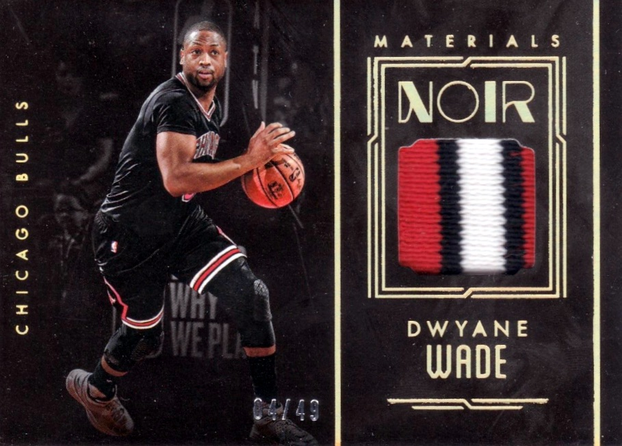 2016-17 Panini Noir Basketball Cards 28