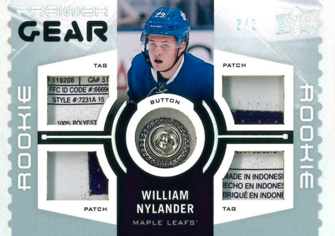2016-17 Upper Deck Premier Hockey Cards 37