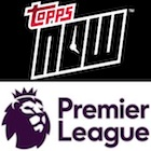2017-18 Topps Now Premier League Soccer Cards