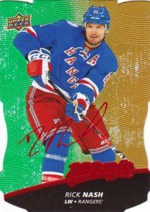 2017-18 Upper Deck MVP Hockey Cards - Rookie Redemption List Added 24