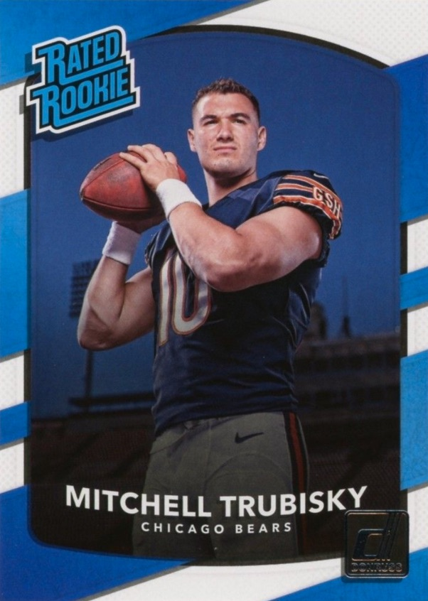 2017 Donruss Football Factory Set 3
