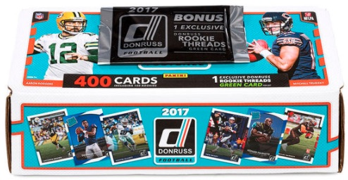2017 Donruss Football Factory Set 4