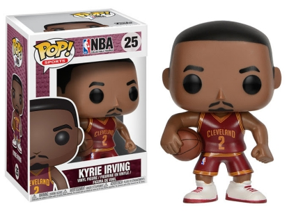 2017-18 Funko Pop NBA Vinyl Figures 23
