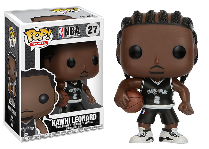 2017-18 Funko Pop NBA Vinyl Figures 25