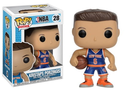2017-18 Funko Pop NBA Vinyl Figures 26