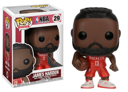 2017-18 Funko Pop NBA Vinyl Figures 27