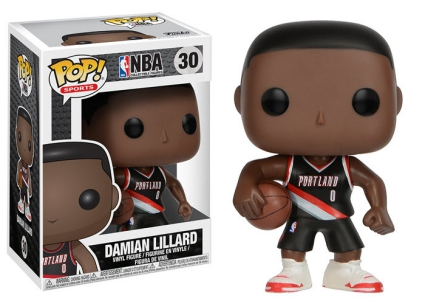 2017-18 Funko Pop NBA Vinyl Figures 28