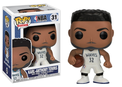 2017-18 Funko Pop NBA Vinyl Figures 29