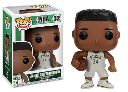 2017-18 Funko Pop NBA Vinyl Figures 30