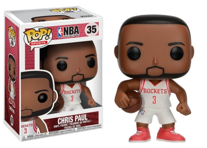 2017-18 Funko Pop NBA Vinyl Figures 33