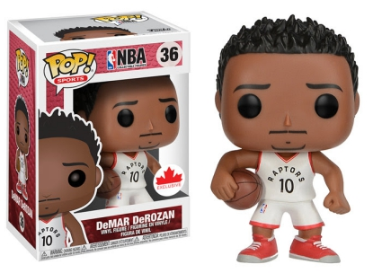 2017-18 Funko Pop NBA Vinyl Figures 34