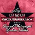 2017 Leaf Pop Century Signed Photograph Update Edition