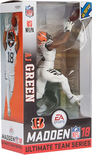 b7433bd7c6a 2017 McFarlane Madden NFL 18 Ultimate Team Figures 20