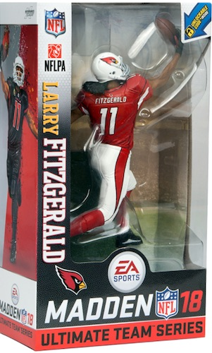 2017 McFarlane Madden NFL 18 Ultimate Team Figures 25