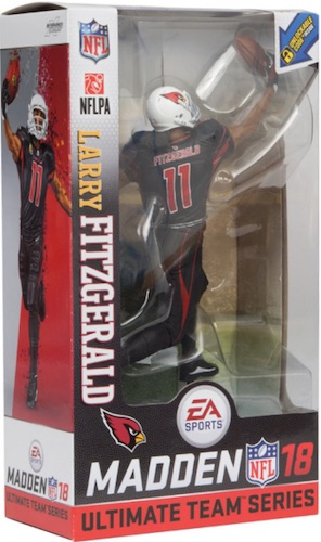 2017 McFarlane Madden NFL 18 Ultimate Team Figures 24