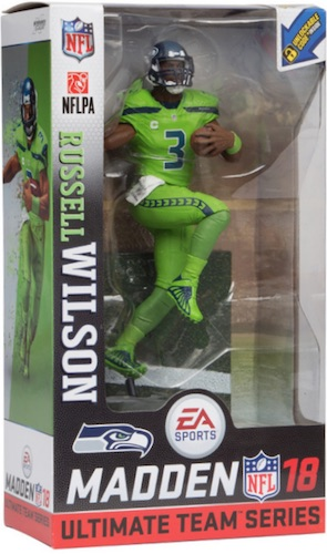 2017 McFarlane Madden NFL 18 Ultimate Team Figures 27