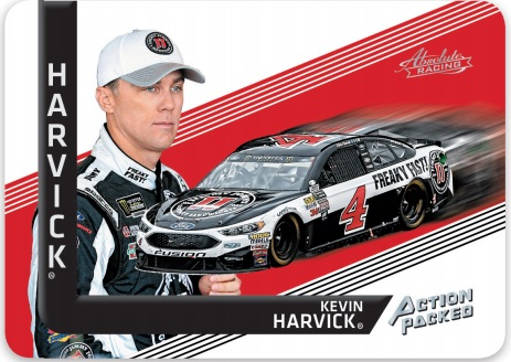 2017 Panini Absolute Racing NASCAR
