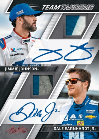 2017 Panini Absolute Racing NASCAR Cards 4
