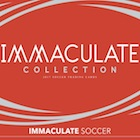 2017 Panini Immaculate Collection Soccer Cards