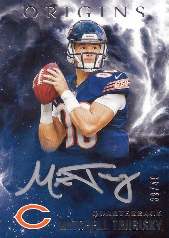 2017 Panini Origins Football Cards 3