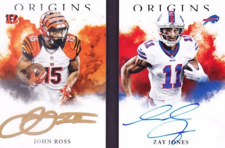 2017 Panini Origins Football Cards 29