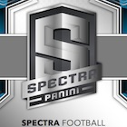 2017 Panini Spectra Football Cards