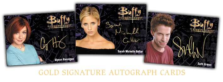 Buffy the Vampire Slayer Ultimate Collectors Set Series 3