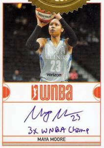 2017 Rittenhouse WNBA Basketball Cards 22
