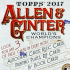 2017 Topps Allen & Ginter Baseball Cards