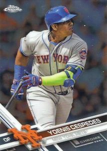 2017 Topps Chrome Baseball Variations Checklist and Gallery 10