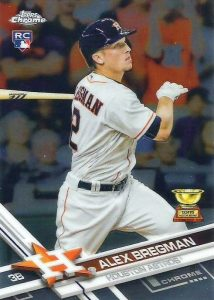 2017 Topps Chrome Baseball Variations Checklist and Gallery 6