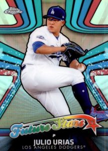 2017 Topps Chrome Baseball Cards 30