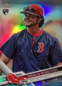 2017 Topps Chrome Baseball Variations Checklist and Gallery 25