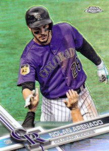 2017 Topps Chrome Baseball Variations Checklist and Gallery 27