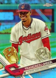 2017 Topps Chrome Baseball Variations Checklist and Gallery 33