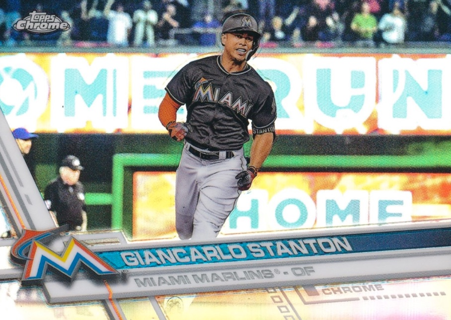 2017 Topps Chrome Baseball Variations Checklist and Gallery 39