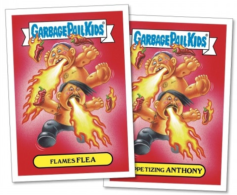 2017 Topps Garbage Pail Kids Best of the Fest Trading Cards 7