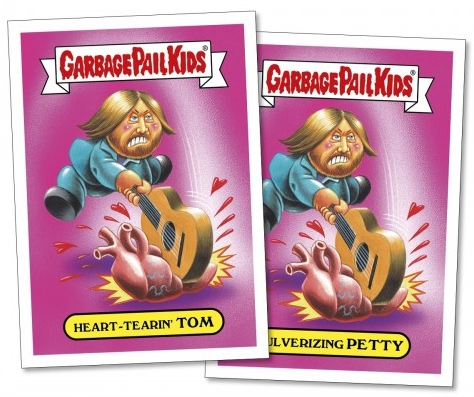 2017 Topps Garbage Pail Kids Best of the Fest Trading Cards 9