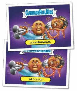 2017 Topps Garbage Pail Kids Best of the Fest Trading Cards 11