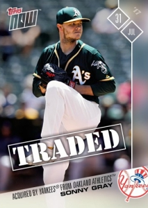 2017 Topps Now Baseball Cards 53