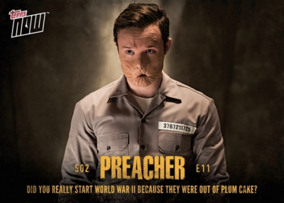 2017 Topps Now Preacher Season 2 Trading Cards 26