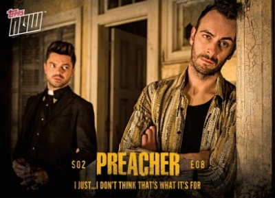 2017 Topps Now Preacher Season 2 Trading Cards 23