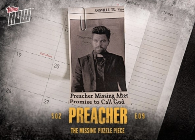 2017 Topps Now Preacher Season 2 Trading Cards 21
