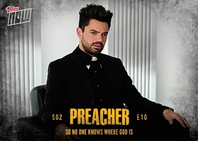 2017 Topps Now Preacher Season 2 Trading Cards 25