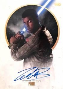 2017 Topps Star Wars Stellar Signatures