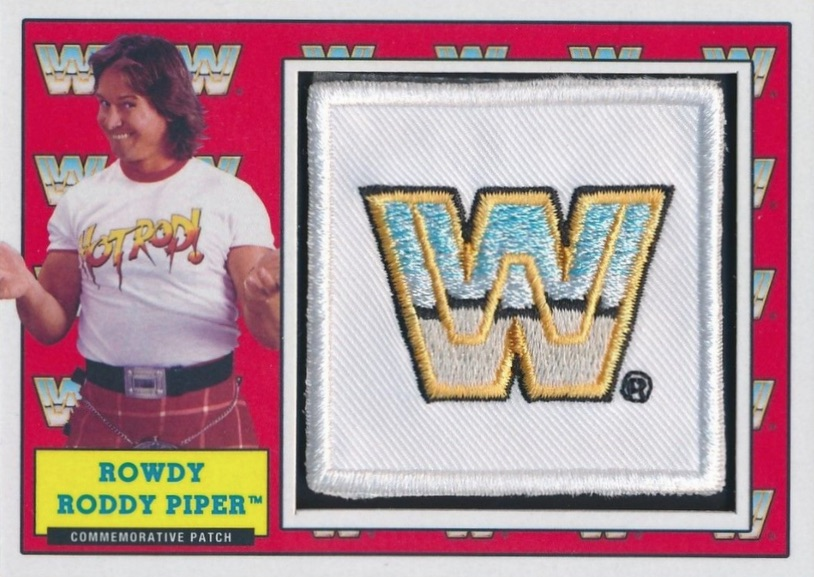 2017 Topps WWE Heritage Wrestling Cards 22