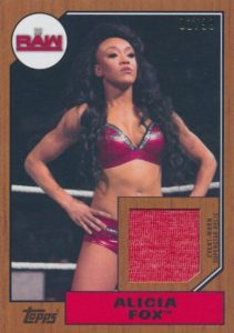 2017 Topps WWE Heritage Wrestling Cards 24
