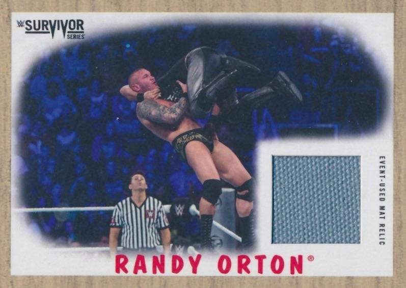 2017 Topps WWE Heritage Wrestling Cards 25