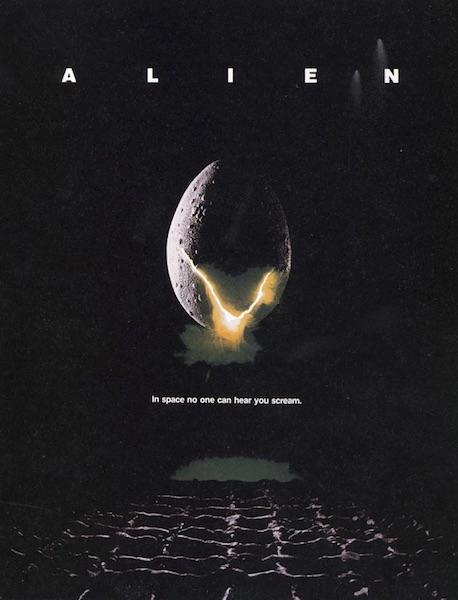 2017 Upper Deck Alien Movie